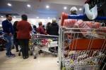 Ue-19: Eurostat, l'inflazione annuale a marzo sale a 1,3%
