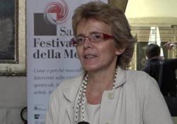 La scienziata apre il Festival di Sarzana con la lezione inaugurale «Le reti fanno bene alla scienza»