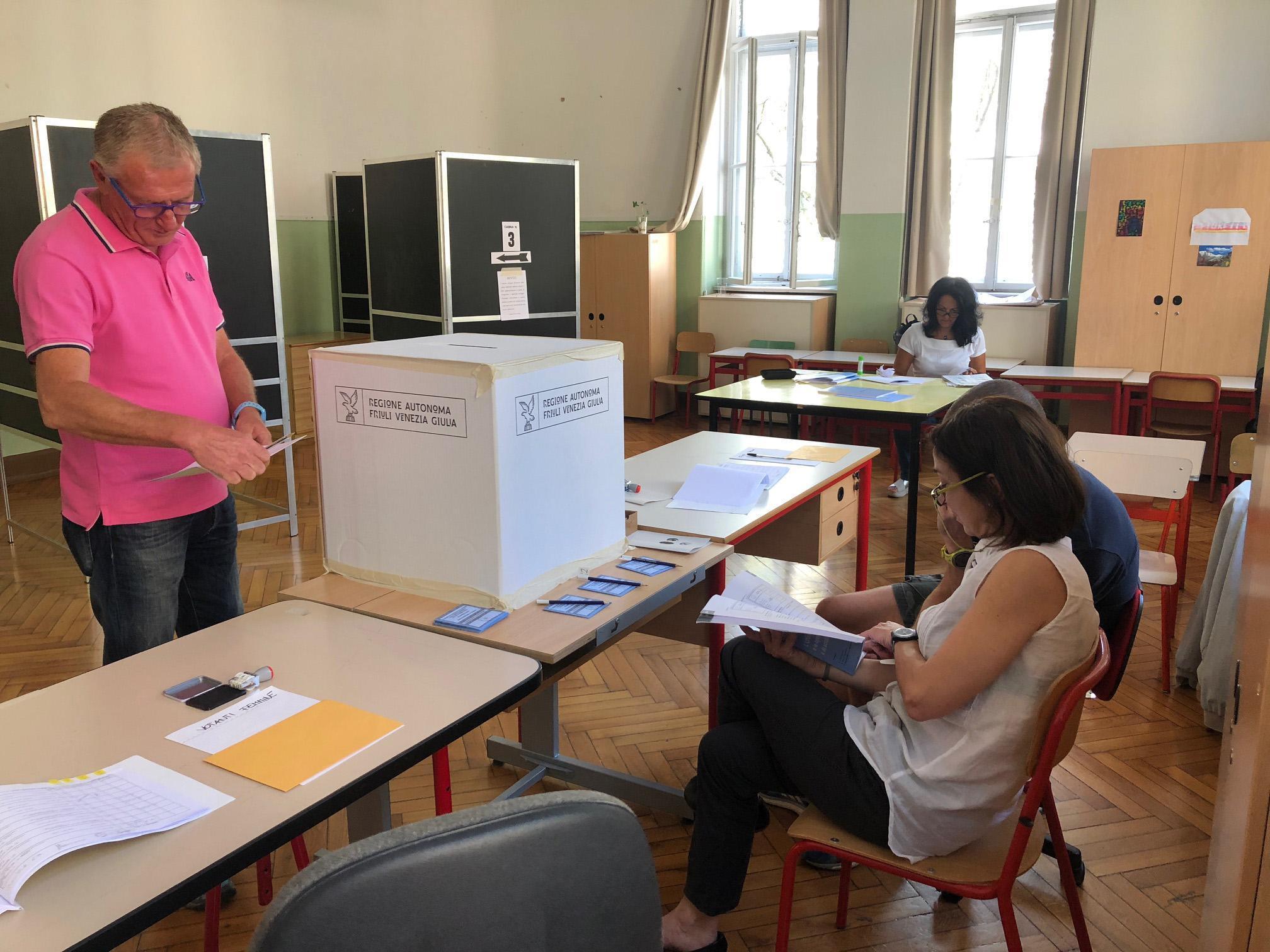 L'emorragia di voti M5S in Friuli Venezia Giulia