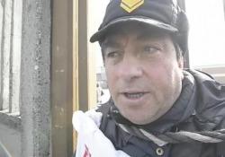 Daniele Simoni lavora da 25 anni nell'azienda di Riva