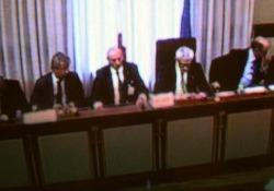 L'ex ad di Unicredit, Federico Ghizzoni, in audizione in commissione d'inchiesta sulle banche