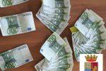Niscemi, trovato con banconote da 100 euro false: denunciato