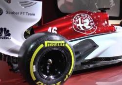 Ad Arese presentata la nuova monoposto, piloti Leclerc ed Ericsson