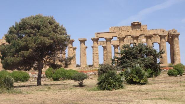 Selinunte, siti archeologici, Trapani, Economia