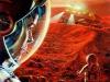 Potrebbe essere rosa la conquista di Marte (fonte: NASA/Paul DiMare)