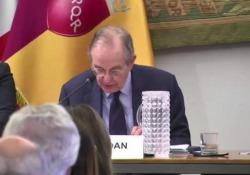 Lo ricorda il ministro dell'Economia Pier Carlo Padoan alla Conferenza per la famiglia.