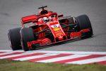 F1, Ferrari in prima fila al Gp di Cina: in pole Vettel, Raikkonen secondo