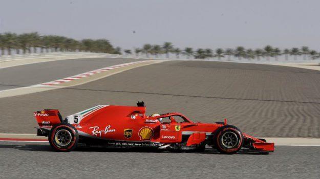 Ferrari, formula uno, Sicilia, Sport