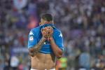 Serie A, il Napoli in 10 crolla contro la Fiorentina: Juve a +4, scudetto ad un passo