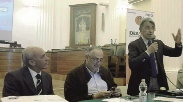 elezioni castellammare, Franco D'Angelo, Trapani, Politica