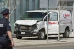 Preso il conducente-killer di Toronto, nessun legame col terrorismo. Bilancio di 10 morti e 15 feriti