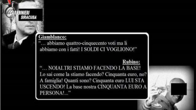 arrestato gennuso, arresto gennuso, voto di scambio, Pippo Gennuso, Siracusa, Cronaca