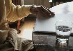 Un brano del documentario «In un bicchiere d'acqua» di Francesco Clerici, prodotto da MIR Cinematografica e dal Milano Design Film Festival