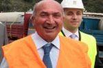 Giuseppe Ricciardello, presidente dell'Ance