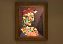 Dipinto poco dopo 'Guernica', è il ritratto della sua amante Marie-Therese Walter