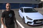 È la versione supersportiva della i30. Rivale diretta di Golf GTI e Focus RS. Ecco com'è andata tra i cordoli del circuito di Vallelunga