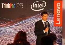 LENOVO festeggia il primo quarto di secolo del suo gioiello informatico