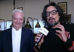 Iginio Massari e Alessandro Borghese vi aspettano domani a Cibo a Regola d'Arte