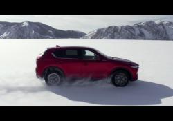 Graeme Fudge di Mazda Uk racconta la fase preparatoria del test sul lago Baikal ghiacciato con la Mazda CX-5 Awd