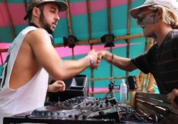 L'incidente durante lo show di Louie Cut al festival di musica elettronica Rabbits Eat Lettuce, in Australia