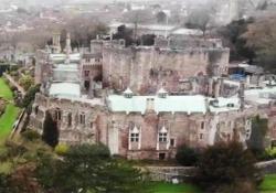 Una misteriosa figura si aggira nel castello di Berkeley, nel Gloucestershire