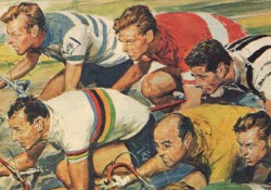 Nuovi volumi raccontano la «corsa rosa» più famosa d'Italia
