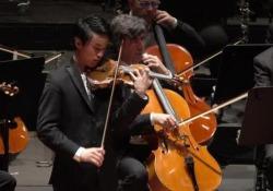 Il nuovo talento del violino, è il 17enne Kevin Zhu