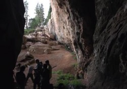 I registi del video sulla tappa palermitana del Bello dell'italia presentano il loro film «Pellegrino»
