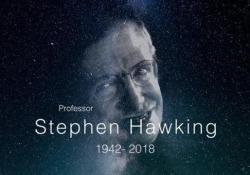 L'astrofisico di fama mondiale scomparso all'età di 76 anni
