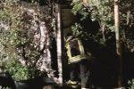 Incendio alla casetta dell'isola ecologica di Marsala, probabile dolo