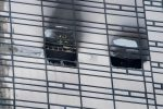 Incendio nella Trump Tower