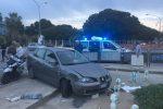 Incidente al Foro Italico di Palermo, auto sbanda e travolge i pedoni: 4 feriti