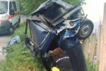 Incidente a Sant'Angelo di Brolo, muore una coppia di anziani