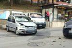Scontro tra due auto a Caltanissetta, ferite non gravi per i conducenti