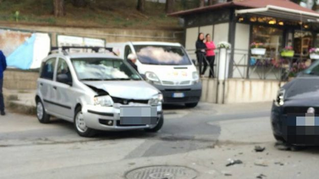incidente caltanissetta, Caltanissetta, Cronaca