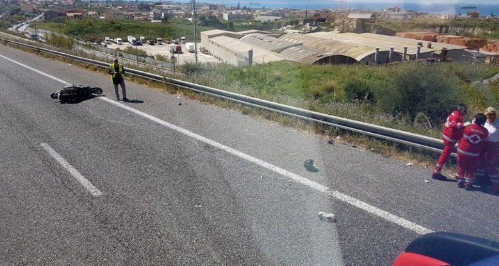 Chiaramonte Gulfi, scontro lungo la SS 514, muore un centauro