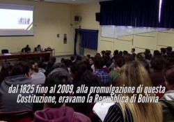 L'iniziativa organizzata da Intercultura al liceo Majorana di Roma