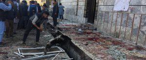 Attacco kamikaze a Kabul in un seggio elettorale