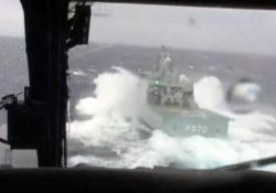 Operazione militare danese nell'Atlantico del Nord