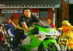 L'orgoglio di avere una Kawasaki