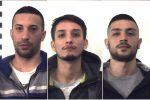 Sorpresi a svaligiare box in un condominio, tre arresti a Palermo: nomi e foto