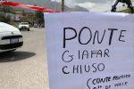 Palermo, le immagini dal cantiere di via Giafar: traffico a Brancaccio