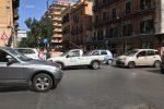 Automobilisti nel caos a Palermo: via Roma chiusa per lavori, in corso Tukory raffica di multe