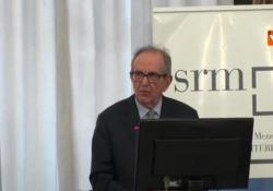 Pier Carlo Padoan alla presentazione del 7° Rapporto annuale di SRM a Napoli