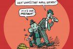 Fumetti, il ritorno di Linus con i grandi Schultz a Houellebecq