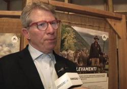 Lucio Cavazzoni: «La rivoluzione del latte fieno è in corso». Si parte con lo yogurt