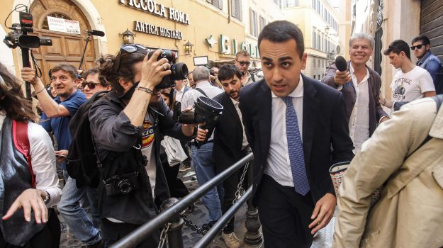 accordo m5s pd, consultazioni governo, governo m5s pd, nuovo governo, Luigi Di Maio, Sicilia, Politica