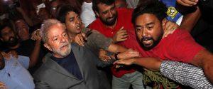 L'ex presidente del Brasile, Lula