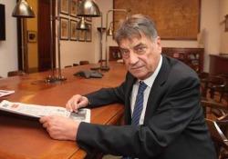 La celebrazione dei cinquant'anni di collaborazione con il «Corriere della Sera»