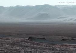 Panorama molto simile alla Terra nelle foto Nasa